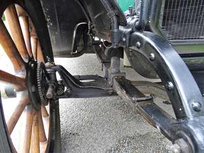 Lot 30 - 1915 Willys Overland Model 83 Tourer
