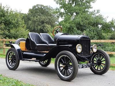 Lot 1-1922 Ford Model T Speedster