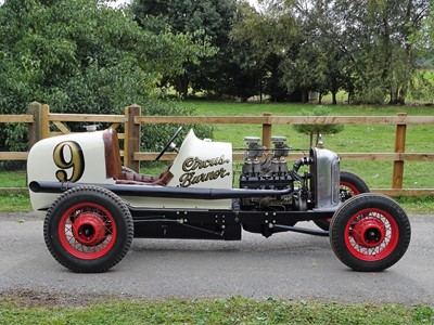 Lot 51 - c.1930 McDowell Special Sprint Racer