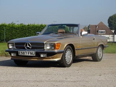 Lot -1987 Mercedes-Benz 300 SL