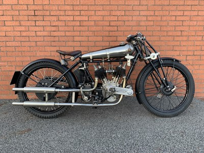 Lot 32 - 1926/32 Brough Superior 5/15
