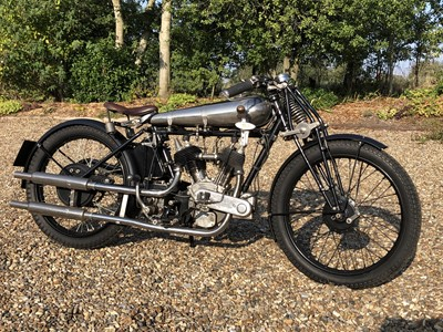 Lot 1926/32 Brough Superior 5/15
