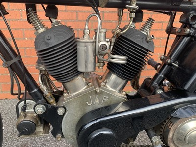 Lot -1926/32 Brough Superior 5/15