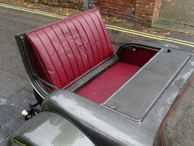 Lot 63 - 1923 Rolls-Royce 20HP Tourer