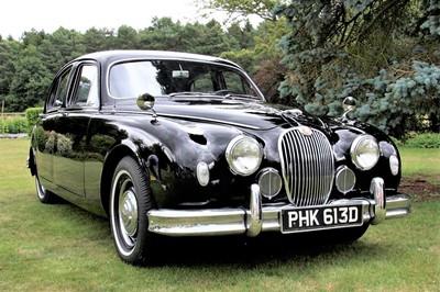 Lot 45-1958 Jaguar MKI 3.4