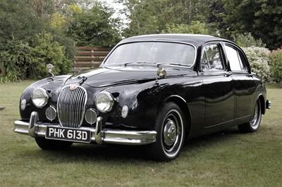 Lot 45 - 1958 Jaguar MKI 3.4