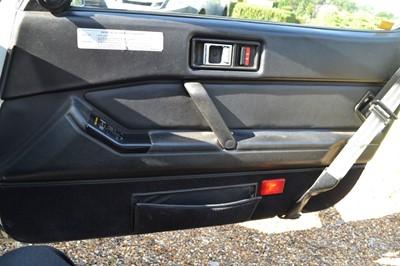 Lot 14 - 1989 Mitsubishi Starion EX Widebody Turbo