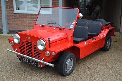 Lot -1968 Morris Mini Moke