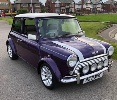 Lot -1998 Rover Mini Cooper SI