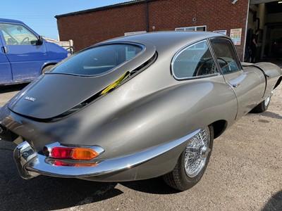 Lot 52 - 1963 Jaguar E-Type 3.8 Coupe