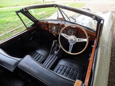 Lot 15 - 1956 Jaguar XK140 Drophead Coupe