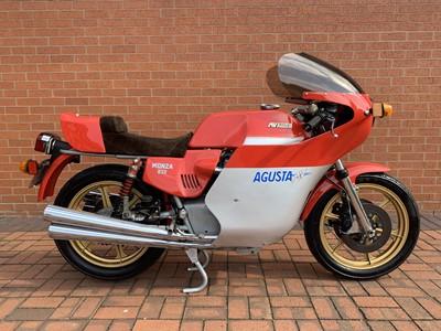 Lot -1977 MV Agusta 832cc Monza