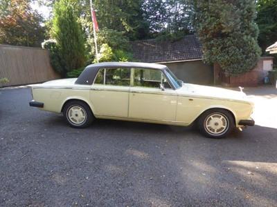 Lot 318-1979 Rolls Royce Silver Shadow II