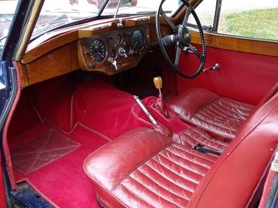 Lot 68 - 1955 Jaguar XK140 Fixed Head Coupe