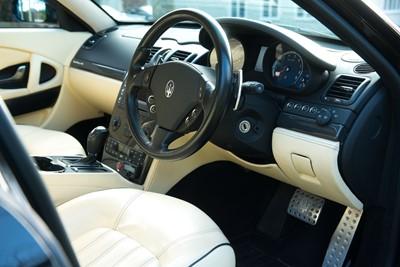 Lot 60 - 2007 Maserati Quattroporte 4.2 V8 Sport