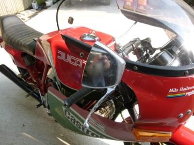 Lot 38 - 1979 Ducati 864cc Mike Hailwood Replica