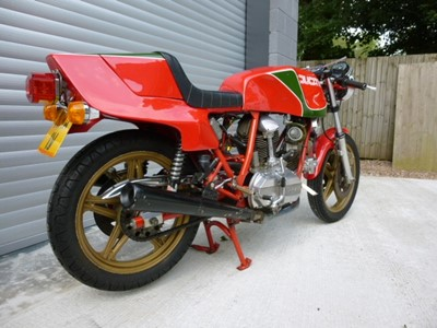 Lot 38 - 1979 Ducati 864cc Mike Hailwood Replica