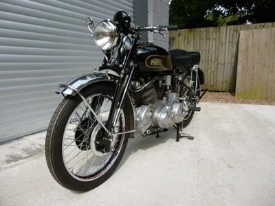 Lot 25 - 1949 HRD-Vincent Rapide Series C