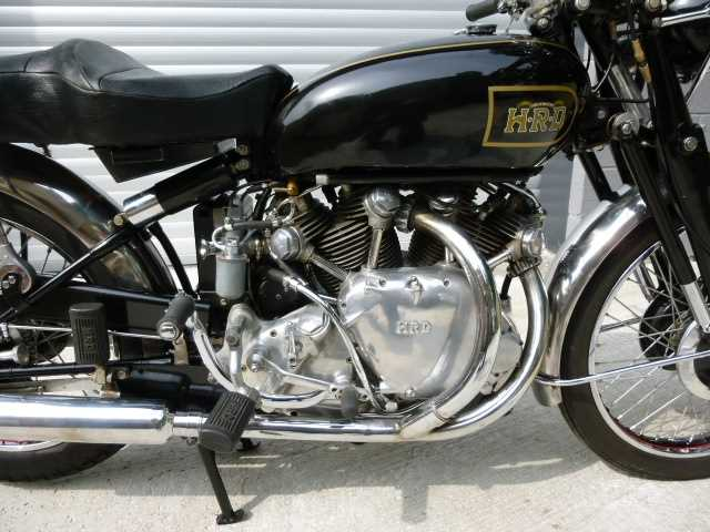Lot -1949 HRD-Vincent Rapide Series C