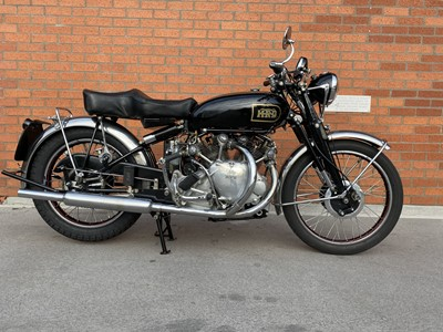 Lot 25 - 1949 HRD-Vincent Rapide Series C