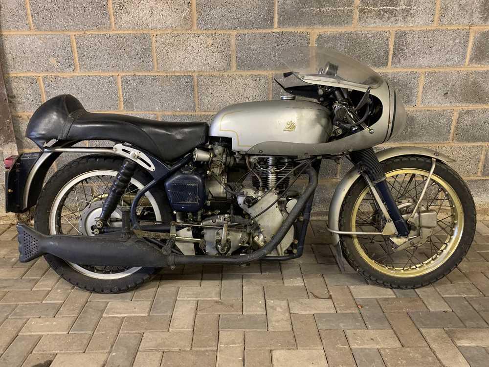 Lot 34 - 1966 Velocette Thruxton