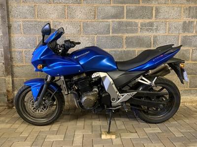 Lot 219-2006 Kawasaki ZR750 K6F