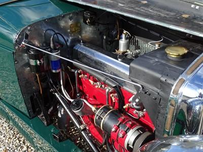 Lot 72 - 1932 Wolseley Hornet Special