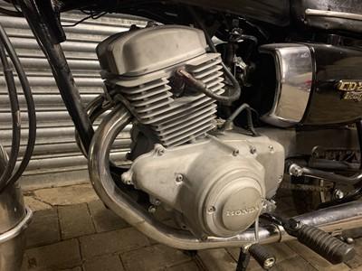 Lot 201-1980 Honda CD200 Benly