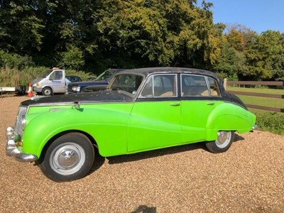Lot 319-1959 Armstrong Siddeley Sapphire