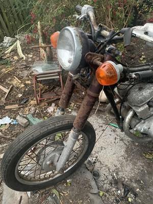 Lot 212-c1980 Honda CD200 Benly