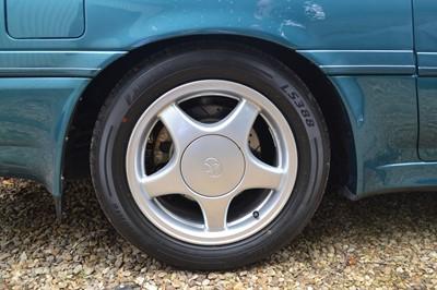 Lot 69 - 1991 Toyota Supra 3.0i Turbo