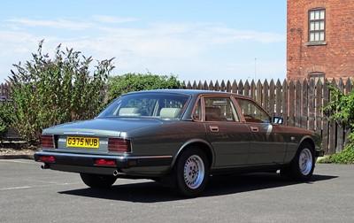 Lot 67 - 1990 Jaguar Sovereign 4.0