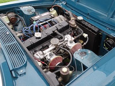 Lot 11 - 1970 Triumph 2000 MKII