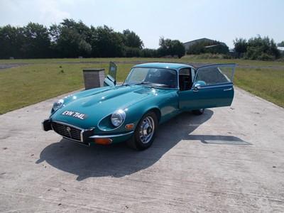 Lot 80 - 1972 Jaguar E-Type V12 Coupe