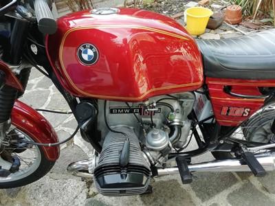 Lot 215-1976 BMW R100S