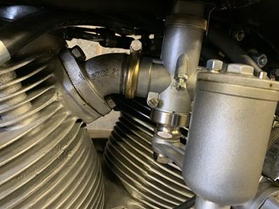 Lot 63 - 1946 HRD Rapide 998cc Series B