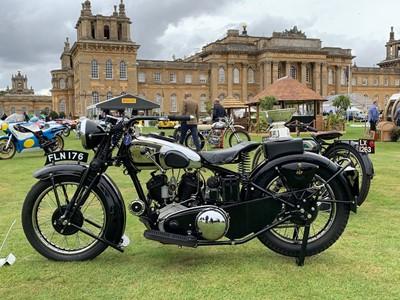 Lot -1938 AJS Model A2 1000cc