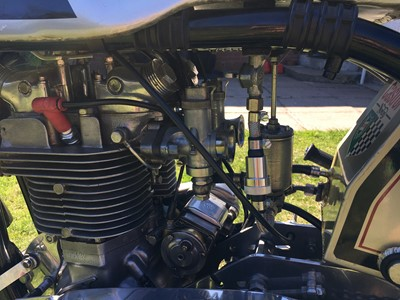 Lot 51 - 1961 Triton Manx GP 500cc