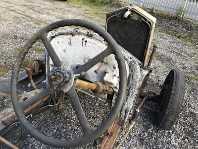 Lot 303-1933 Rolls-Royce 20/25 HP Rolling Chassis