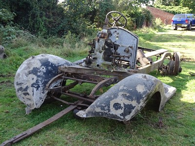 Lot 332-c1925 Rolls-Royce 20 HP Rolling Chassis