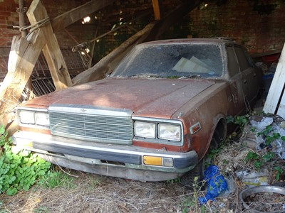 Lot 326-1979 Datsun Laurel 240L