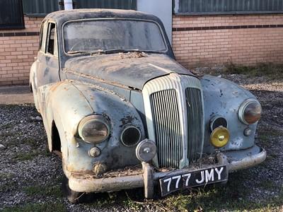 Lot 313-1956 Daimler Conquest Century Mk III