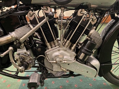 Lot -1925 Brough Superior SS100