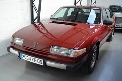 Lot 334-1980 Rover SD1 2600