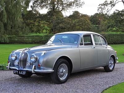 Lot 327 - 1968 Jaguar 240