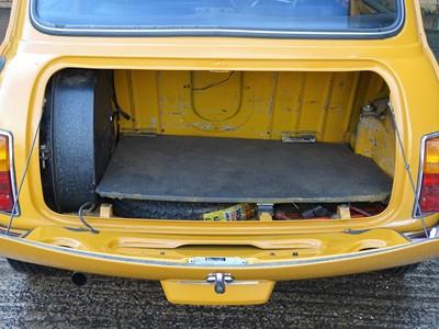 Lot 310 - 1972 Mini 1275 GT