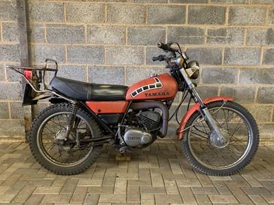 Lot 220-1975 Yamaha CT175 Trail