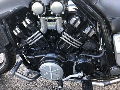 Lot 222-1985 Yamaha V-Max 1200 Full Power