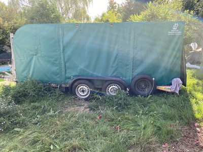 Lot 2-Brian James Trailer