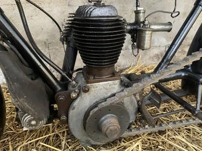 Lot -c1922 Norton Model 9 Brooklands Special 500cc